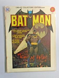 Batman DC Treasury Edition #C-44 - see pics - bagged & boarded - 5.0 - 1976