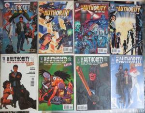 Authority Mini-Library Garth Ennis laugh riot Kev Hawkins Apollo Lot of 18