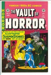Vault Of Horror-#3-1993-Russ Cochran-EC Reprint