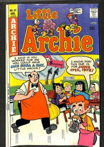 The Adventures of Little Archie #97 (1975)
