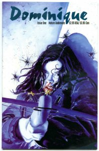 DOMINIQUE #1, V/NM, 1994, Caliber, Gonzales, Moore, more indies in store