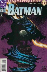 BATMAN (1940 DC Comics) #506 NM-