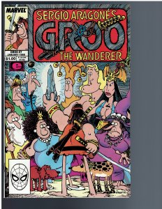 Sergio Aragone's Groo the Wanderer #47 (1989)
