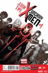 Uncanny X-Men (2013 series) #1, NM + (Stock photo)