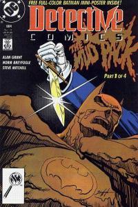 Detective Comics (1937 series) #604, VF+ (Stock photo)
