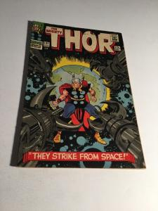 Thor 131 Fn- Fine- 5.5 Marvel Comics Silver Age