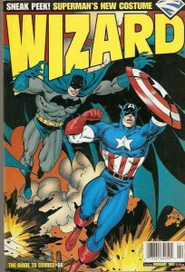 Wizard: The Comics Magazine #66A VG; Wizard | low grade comic - save on shipping