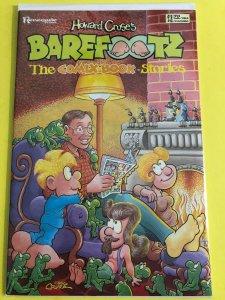 BAREFOOTZ COMIX BOOK STORIES #1 1986 RENEGADE / UNREAD / NM
