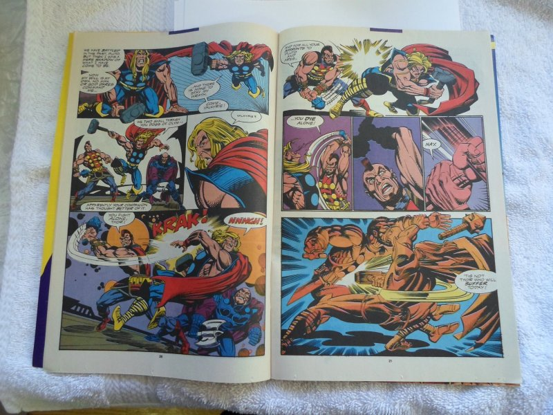 1993 MARVEL COMIC THE MIGHTY THOR # 462