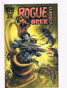 Rogue Troooper # 4 VF/NM 1st Print IDW Comic Book Finley Day Gibbons Wilson S63