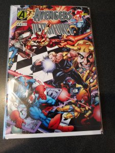 ​AVENGERS ULTRA FORCE #1 NM HARD TO FIND
