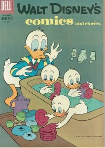 Walt Disney's Comics and Stories  #231