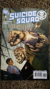Suicide Squad #4 (2008) NM