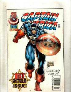 9 Comics Captain America 1 395 208 393 404 391 What If...? 111 24 40 J369