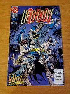 Detective Comics #639 ~ NEAR MINT NM ~ (1991, DC Comics)