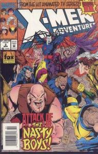 X-Men Adventures II #2, VF+ (Stock photo)