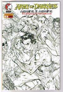 ARMY of DARKNESS #1, NM+, Ashes 2 Ashes, Limited, Variant, more AOD in store