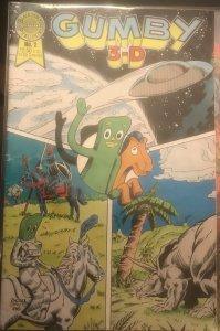 Gumby 3-D No. 2 (1986)