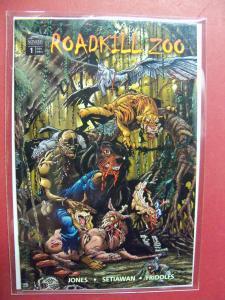 ROADKILL ZOO #1  (9.0 to 9.4 or better) NOVARIS ENTERTAINMENT