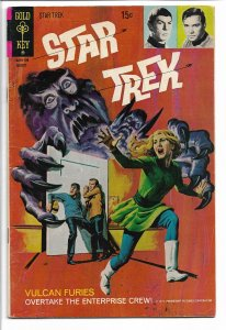 Star Trek #11 (1971) VG