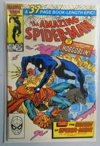 Amazing Spider-Man (1st Series) #275, Direct Edition 7.0 (1986)