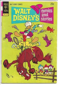 Walt Disney's Comics and Stories 405 - June., 1974 (FN)