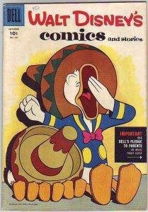 Comics and Stories, Walt Disney's  # 180  strict  VG/FN+   artist  Carl Barks