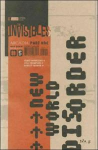 Invisibles, The #5C VF/NM; DC/Vertigo | save on shipping - details inside