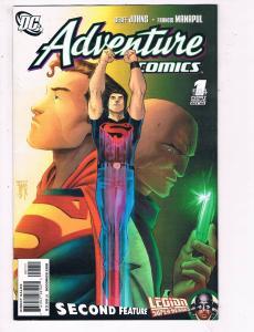 Adventure Comics # 1 VF DC Comics Superboy Supergirl Legion Of Super-Heroes SW13