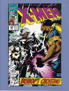 X-Men #283 NM 1st Appearance Bishop