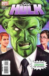 She-Hulk (2nd Series) #19 VF/NM; Marvel | save on shipping - details inside