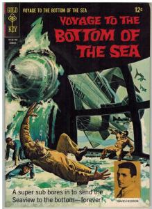 VOYAGE TO THE BOTTOM OF THE SEA 9 VG-F Aug. 1967