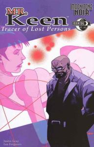 Moonstone Noir: Mr. Keen, Tracer of Lost Persons #1 VF/NM; Moonstone | save on s