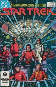 STAR TREK (1984,1989) Both DC Series, 25-Different,