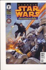 1996 Dark Horse Classic STAR WARS Devilworlds #1 VERY FINE (SIC131)