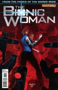 Bionic Woman (2012 series) #4, NM (Stock photo)
