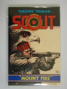 Scout Mount Fire TPB 8.0 VF (1989 Eclipse)