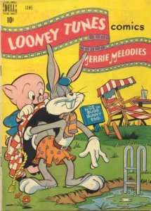 Looney Tunes and Merrie Melodies Comics #80, VG+ (Stock photo)