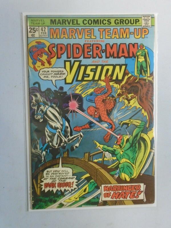 Marvel Team-Up #42 6.0/FN (1976)