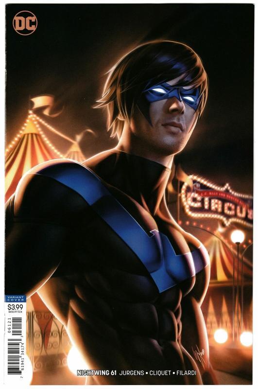 Nightwing #61 Variant Cvr (DC, 2019) NM
