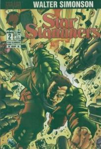 Star Slammers (1994 series) #2, VF+ (Stock photo)