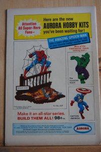 Strange Tales #129, Dr. Strange, Nick Fury, Steranko