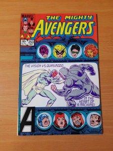 The Avengers #253 ~ NEAR MINT NM ~ (1985, Marvel Comics)