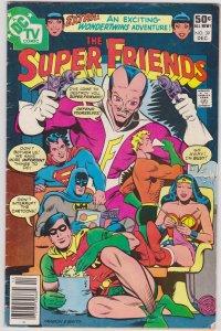 Super Friends #39 (1980)