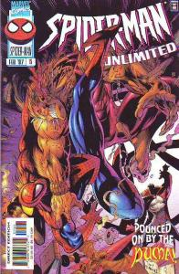 Spider-Man Unlimited #15 (Feb-97) NM+ Super-High-Grade Spider-Man
