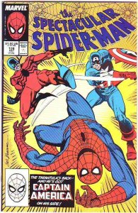 Spider-Man, Peter Parker Spectacular #138 (May-88) NM/NM- High-Grade Spider-Man
