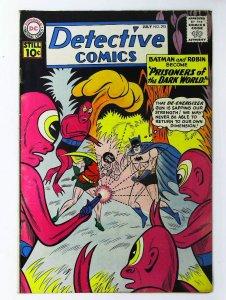 Detective Comics (1937 series) #293, VG+ (Actual scan)