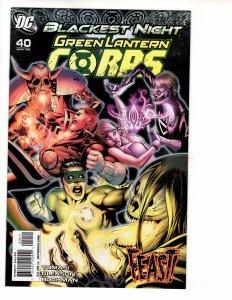 GREEN LANTERN CORPS #40 (VF/NM) 1¢ Auction! No Resv!