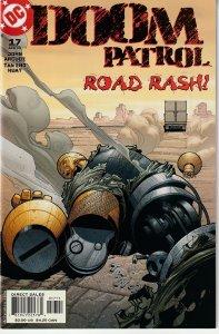 Doom Patrol(vol. 3) # 17,18,19,20,21,22