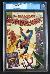 The Amazing Spider-Man #21 (1965) CGC Graded 9.2